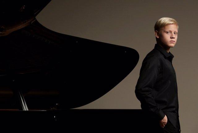 El joven pianista ruso Alexander Malofeev