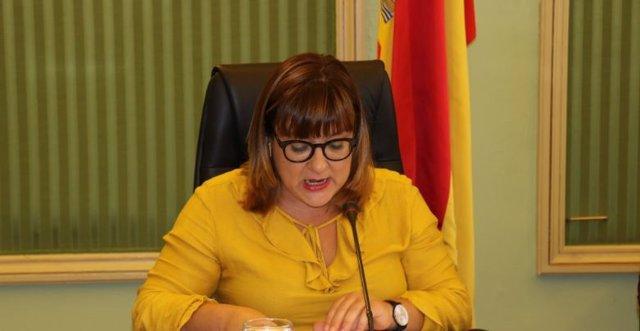 Vicepresidenta y consellera de Turismo Bel Busquets