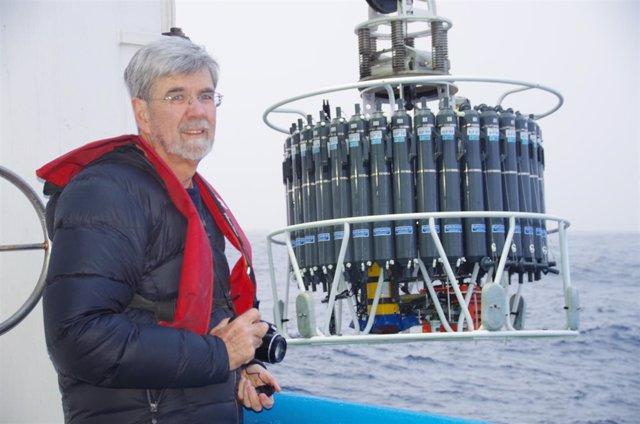 Johnatan Church, científico Premio Fundación BBVA Fronteras del conocimiento