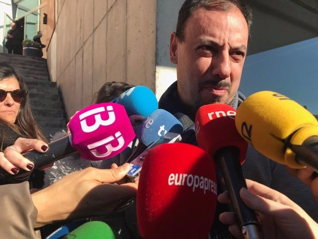 Presidente del Comité de empresa de Es Murterar, Jose Antonio Marí
