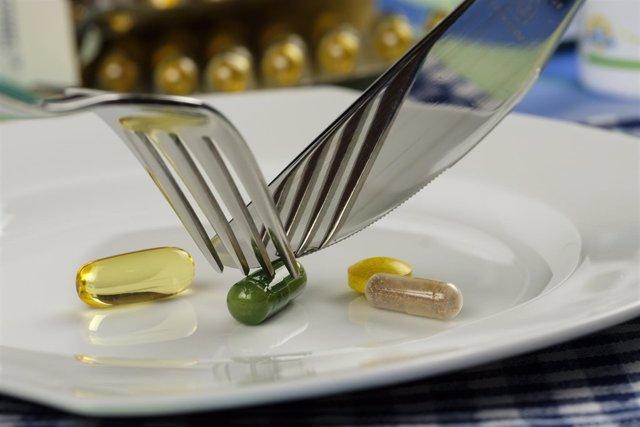 Suplementos nutricionales