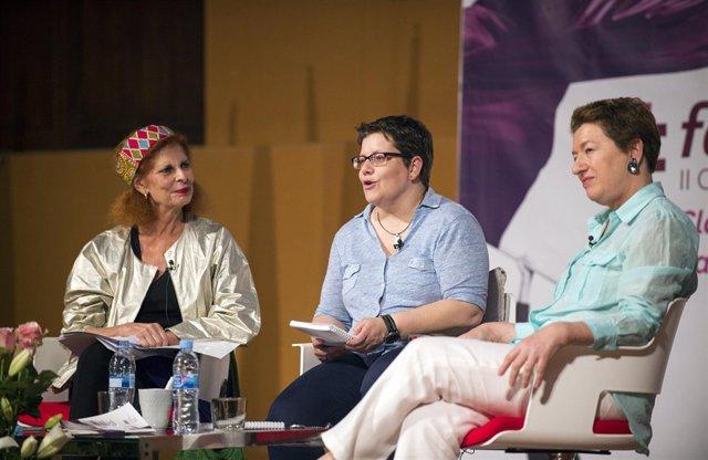 Carmen Alborch en el Feminario 2017