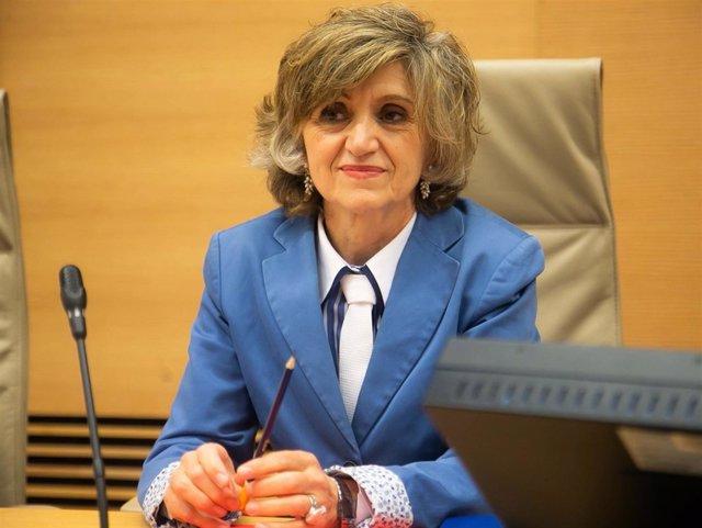 Marisa Carcedo, ministra de Sanidad , en una foto de archivo