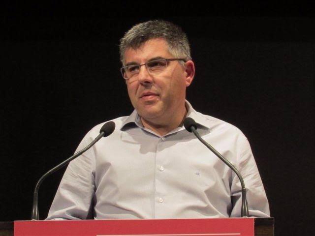 Foto de archivo del delegado del Gobierno, Juan Carlos Fulgencio