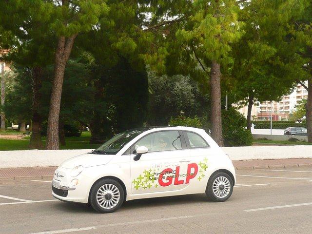 Fiat 500 de GLP