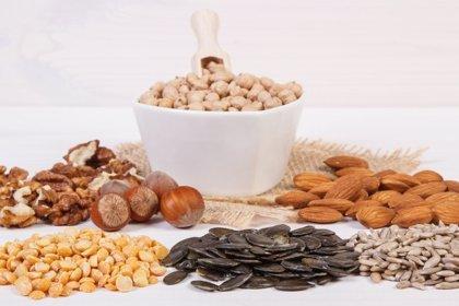 Beneficios de los alimentos ricos en vitamina E