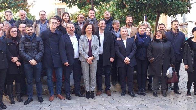 Catalina Cladera es presenta com precandidato al Consell de Mallorca