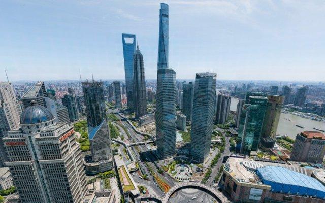 Shanghái - Big Pixel