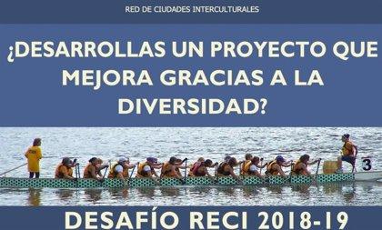 Abierto el plazo de los Premios 'Desafío RECI', que reconocen proyectos locales que fomentan la diversidad