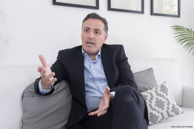 Consejero delegado de Aedas Homes, Daviz Martínez