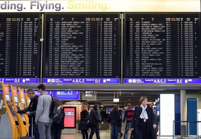 Aeropuerto alemán