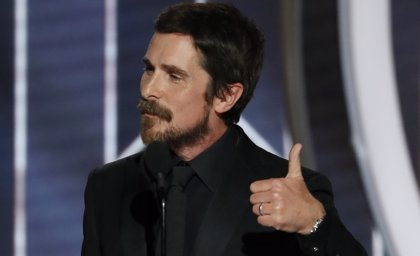 La Iglesia de Satán bendice el discurso de Bale en los Globos de Oro: ¡Alabado sea Christian!