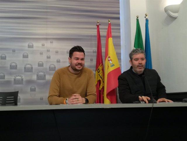 Pedro Blas Vadillo y Féliz Palma presentan los datos de turismo de 2018