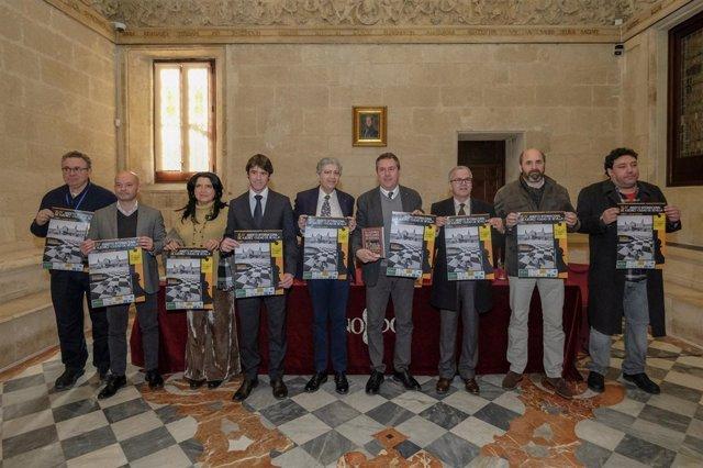 Presentación del 44 Open de Ajedrez de Sevilla