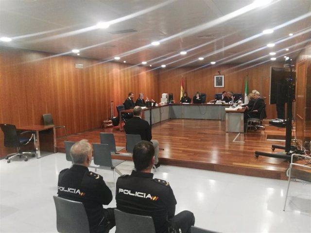 Juicio en Málaga al entrenador por abusos a menores