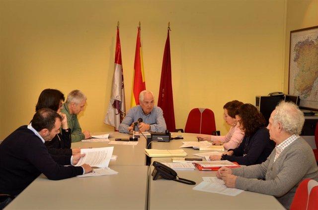 Reunión de la Comisión de Patrimonio