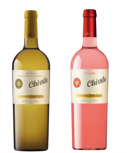 Colección 125 Blanco y Rosado de Chivite, los mejores vinos de España