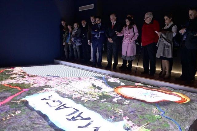 El Ayuntamiento De Málaga Informa: El Museo Del Patrimonio Municipal Renueva Su