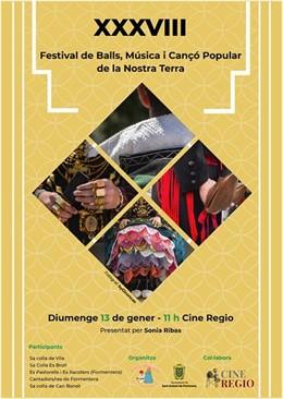 Cartel del Festival Terra Nostra