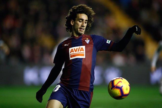 Soccer: La Liga - Rayo Vallecano v Eibar