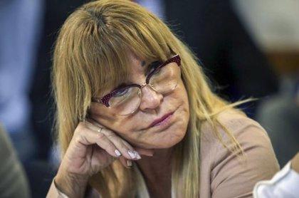 La Justicia argentina confirma la prisión preventiva para la diputada de Cambiemos Aída Ayala