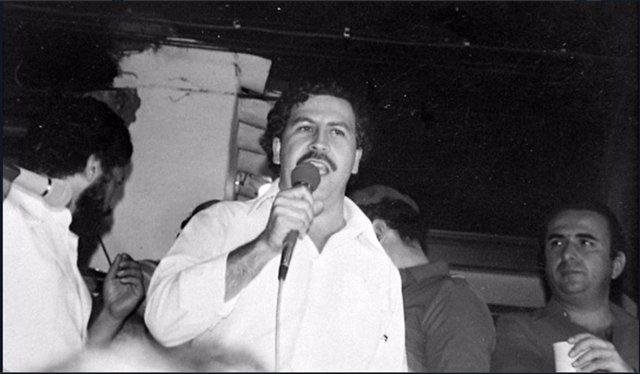 Imágen de Pablo Escobar