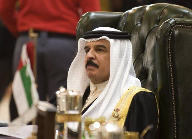 El Rey De Bahréin, Hamad Bin Isa Bin Salman Al Jalifa