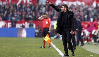 """Simeone: """"Pudimos haber ganado y ellos también"""""""