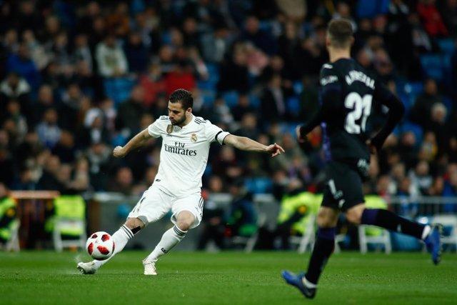 Soccer: Copa del Rey - Real Madrid v Leganes