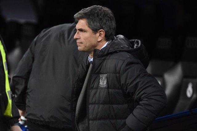 Mauricio Pellegrino, entrenador del Leganés
