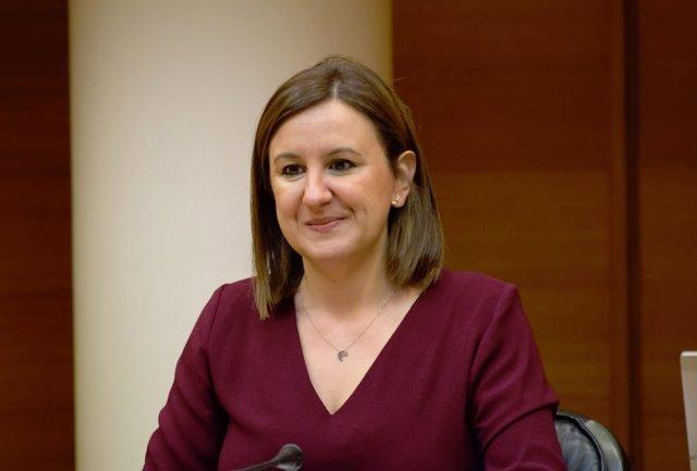 María Jose Català en una imagen de archivo