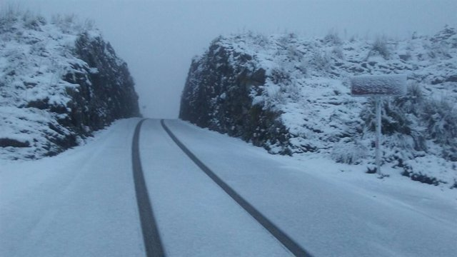 Neu, Serra de Tramuntana, temps