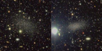 Sólo dos satélites en una galaxia del tamaño de la Vía Láctea