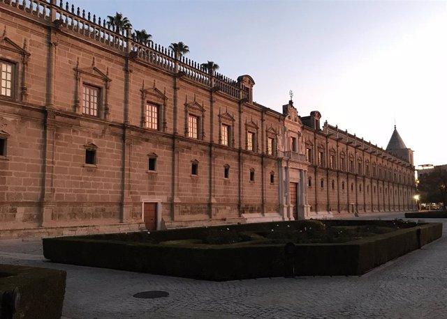 El SAT convoca a 'rodear el Parlamento' el día de la investidura de Moreno bajo el lema 'Andalucía no está en venta'