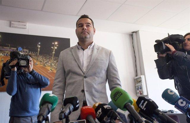 Francisco Javier Medina, absuelto por el doble crimen de Almonte.