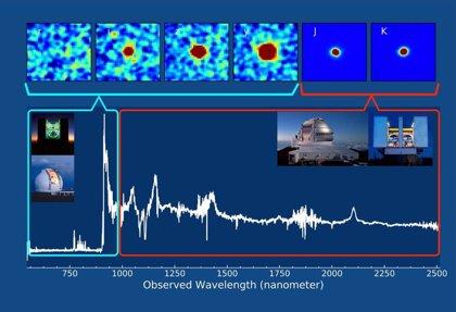 Un telescopio cósmico hace 'zoom' hasta el comienzo del tiempo