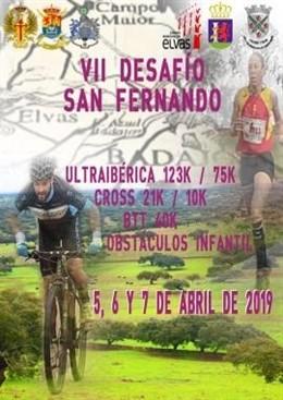 Cartel Desafio de San Fernando