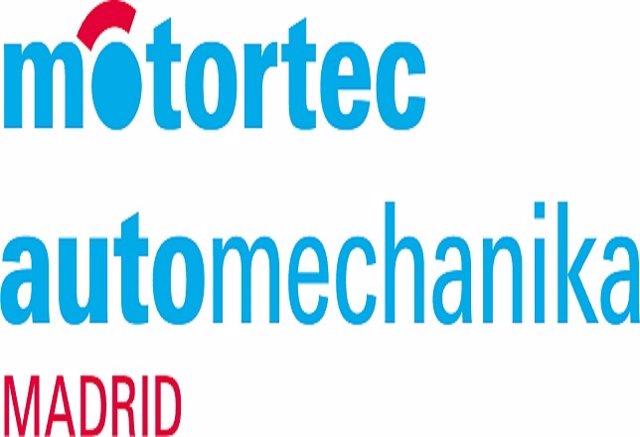 Logo del Motortec Automechanika Madrid 2019
