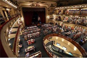 La librería más bonita del mundo está en Argentina
