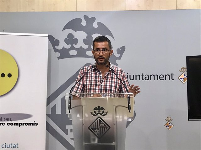 Regidor de Movilidad,  Joan Ferrer