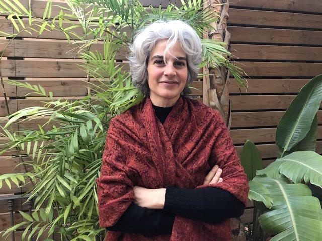 L'editora Maria Bohigas, de Club Editor