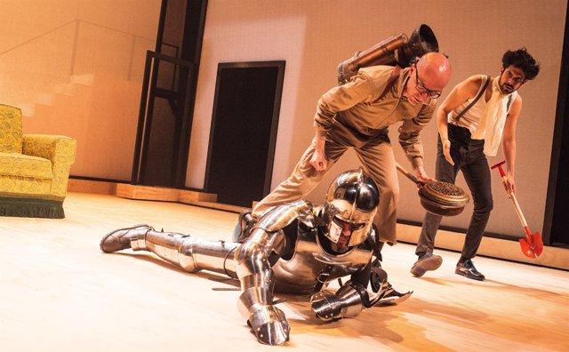 El Teatro Alhambra acoge la obra 'La Valentía'