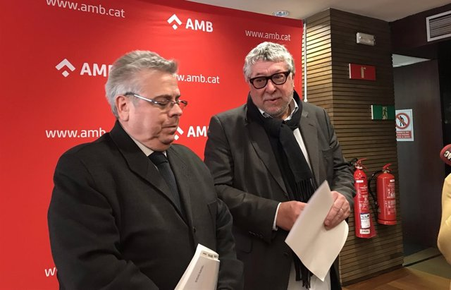 Ignacio Sánchez Amor y Antonio Balmón
