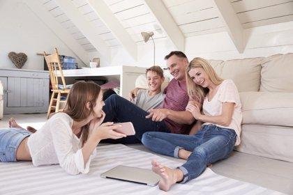 Una vida tecnológica sana en familia: normas que cumplir