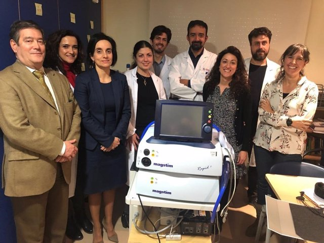 El Hospital Beata pone en marcha dos proyectos para tratar secuelas del ictus