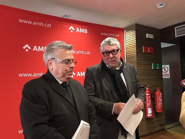 Ignacio Sánchez Amor i Antonio Balmón