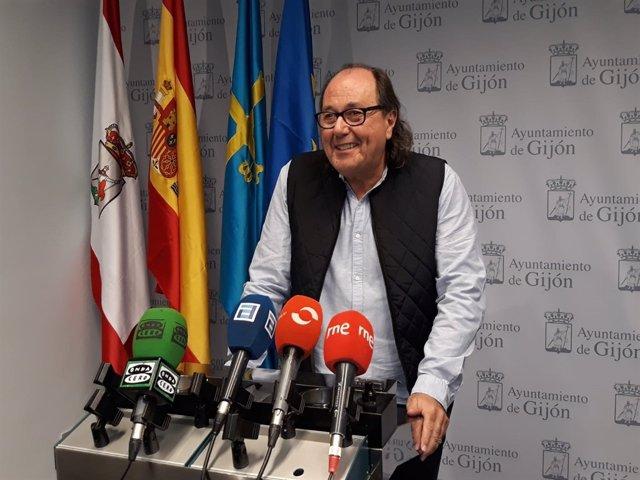 MARIO SUÁREZ DEL FUEYO, PORTAVOZ XSP