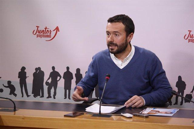 El diputado del PSOE en C-LM José Luis Escudero