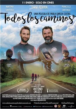 El actor y humorista Dani Rovira protagoniza el documental solidario 'Todos los