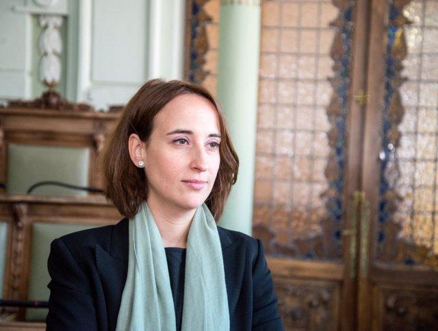 Pilar Vicente, de Cs.